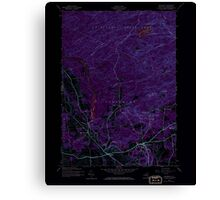 New York NY Salisbury 129330 1945 24000 Inverted Canvas Print