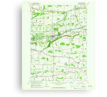 New York NY Gasport 129476 1965 24000 Canvas Print