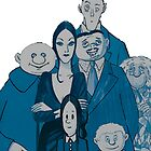 The Addams Family by koltonlane