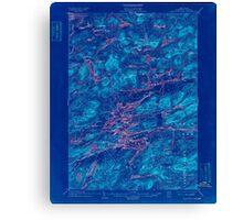 New York NY Raquette Lake 148274 1903 62500 Inverted Canvas Print