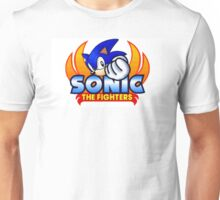 Sonic The Fighters Logo Unisex T-Shirt