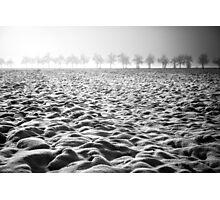 Winter Memories Photographic Print