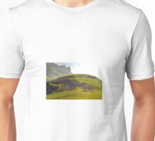 South Iceland Landscape Unisex T-Shirt