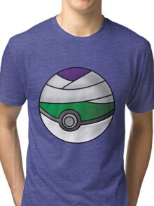 Piccolo Pokeball Tri-blend T-Shirt