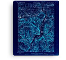 New York NY Schoharie 148455 1900 62500 Inverted Canvas Print