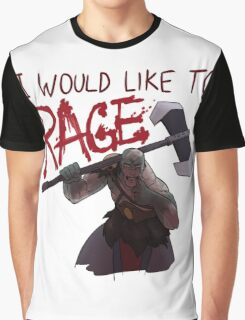 Grog would like to... Graphic T-Shirt