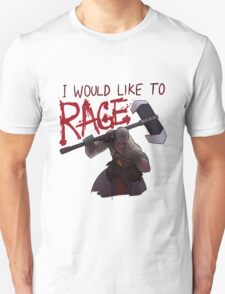 Grog would like to... Unisex T-Shirt