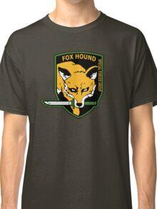 MGS -  Foxhound SFG Logo Classic T-Shirt