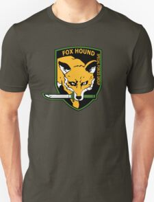 MGS -  Foxhound SFG Logo T-Shirt