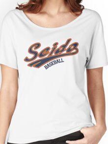 Seido Baseball Uniform Women's Relaxed Fit T-Shirt