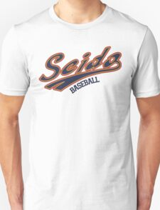 Seido Baseball Uniform Unisex T-Shirt