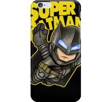 Super Bat iPhone Case/Skin