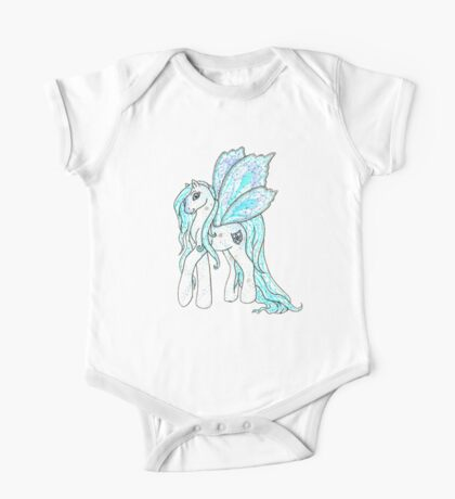 Silverwing Fairy Pony One Piece - Short Sleeve