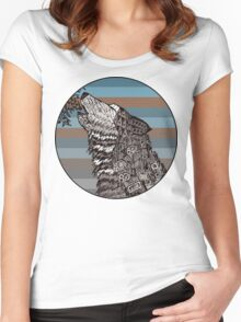 The Howling Women's Fitted Scoop T-Shirt