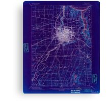 New York NY Rochester 148343 1898 62500 Inverted Canvas Print