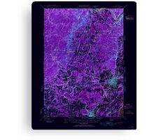 New York NY Saratoga 129398 1947 62500 Inverted Canvas Print