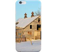 A Hard Life Winter 3 iPhone Case/Skin