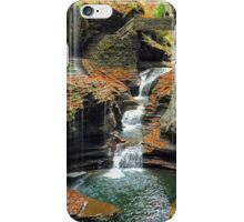 Watkins Glen State Park in New York, USA iPhone Case/Skin