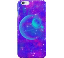 Neon Space iPhone Case/Skin