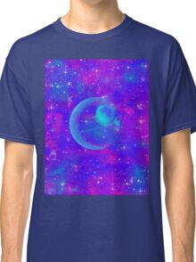 Neon Space Classic T-Shirt