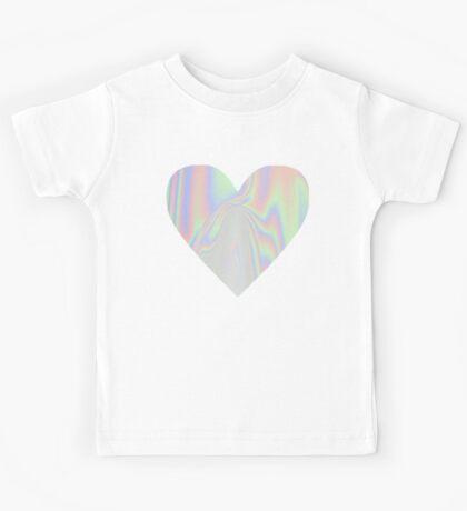 Vinyl Heart Kids Tee