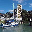 Milford Bridge - brand spanking new........! by Roy  Massicks