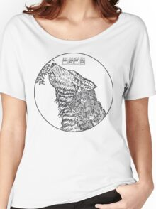 The Howling - Dark Variant Women's Relaxed Fit T-Shirt