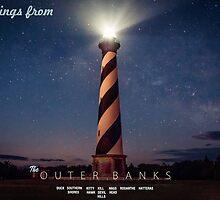 Cape Hatteras - OBX. by America Roadside.
