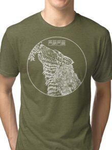 The Howling - Light Variant Tri-blend T-Shirt