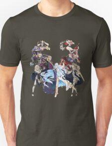 Fire Emblem Fates - Hoshido VS Nohr T-Shirt