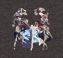 Fire Emblem Fates - Hoshido VS Nohr Unisex T-Shirt