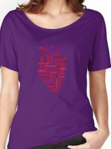 """Regina """"Evil Queen"""" Mills Typography Once Upon A Time Women's Relaxed Fit T-Shirt"""