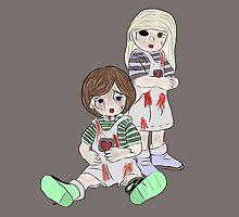 Doll Madness by DigitalArtStuff