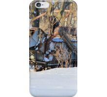 The Ice Thresher iPhone Case/Skin