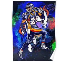 Super Bowl 2016 Poster