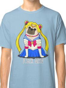 Puglor Moon Classic T-Shirt