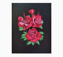 "Red Roses-Oil on canvas-14""H by 11""W T-Shirt"