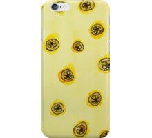 Stone Roses inspired lemon pattern iPhone Case/Skin