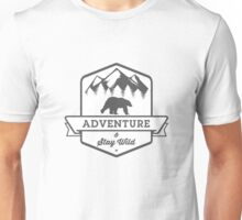Adventure & Stay Wild Unisex T-Shirt