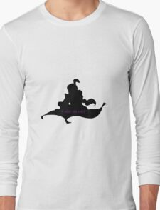 A Whole New World Long Sleeve T-Shirt