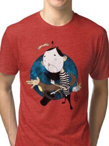 Mimes in da Space Tri-blend T-Shirt