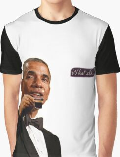 obama Graphic T-Shirt
