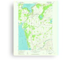 New York NY Henderson 129891 1959 24000 Canvas Print