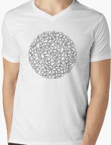 Circular Water Blobs T-Shirt