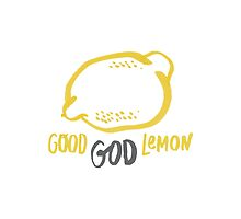 Good God Lemon! - 30 Rock by simplyprintla