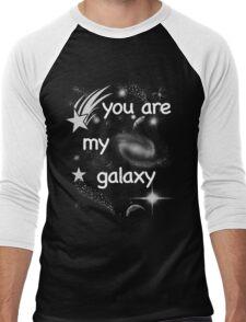 You are my galaxy Men's Baseball ¾ T-Shirt