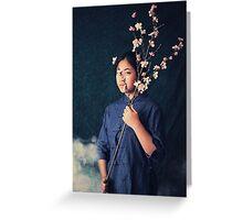Lunar New Year, Book 2 (Oriental Folklores #10) Greeting Card