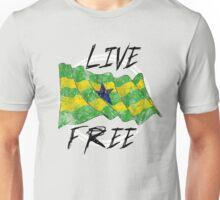 Live Free Unisex T-Shirt