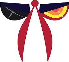 Senketsu - Face Design Sticker by chioterreur