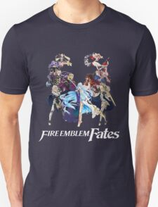 Fire Emblem Fates - Hoshido VS Nohr (Alt.) T-Shirt